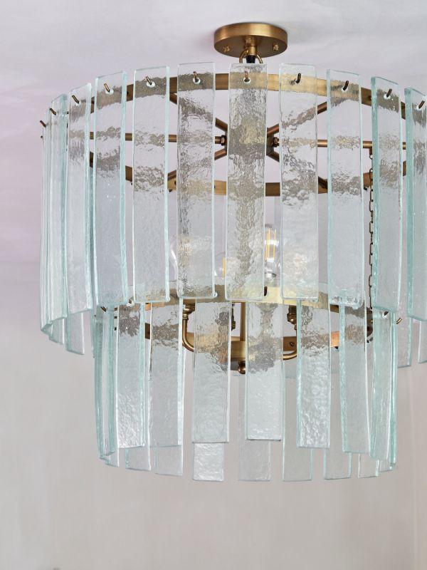 contemporary chandelier Renovation of a Stunning 1930s Detached Home by Yoko Kloeden Design
