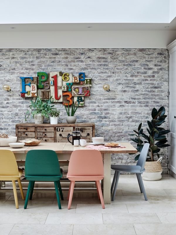 dining table Renovation of a Stunning 1930s Detached Home by Yoko Kloeden Design