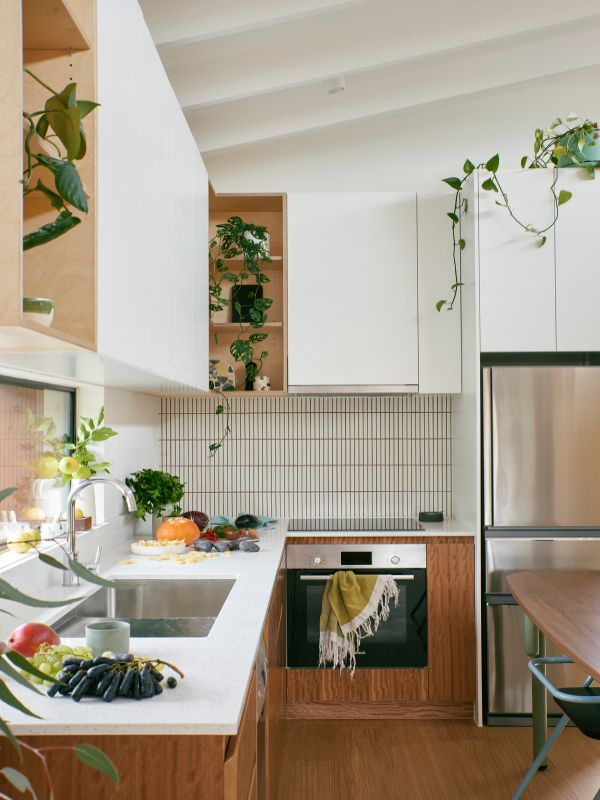 kitchen A Backyard Studio by Drawing Room Architecture