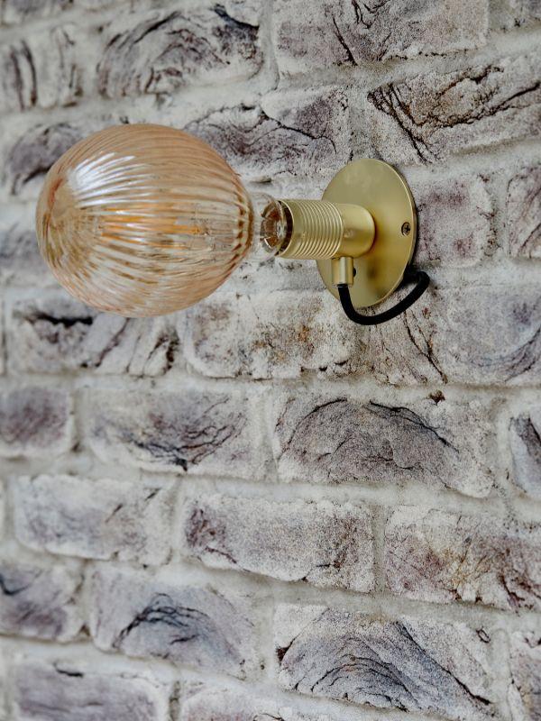 wall lamp Renovation of a Stunning 1930s Detached Home by Yoko Kloeden Design