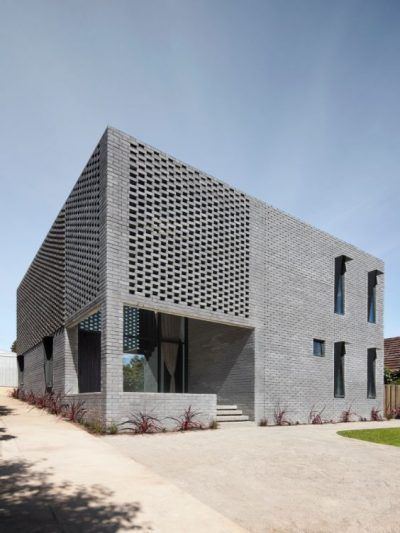 The Cuboid House by LLDS Architects