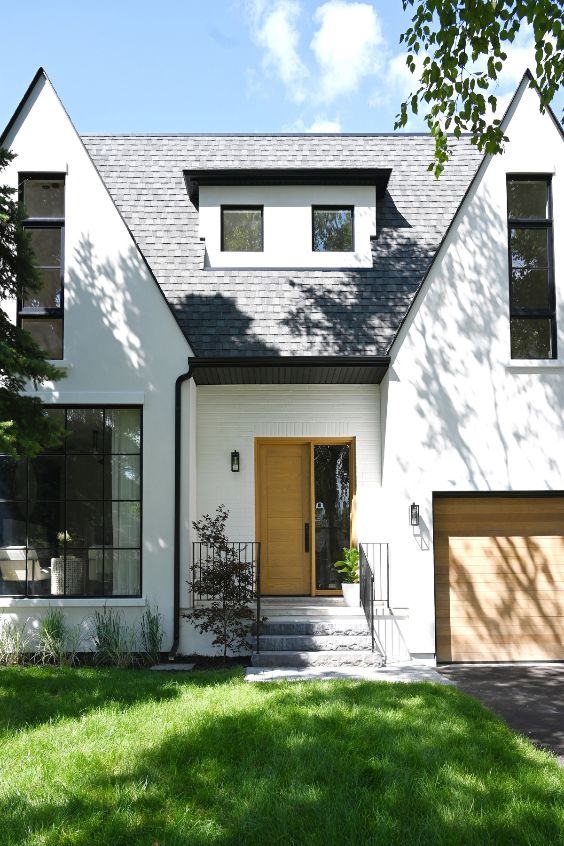 2 story peak additions A Tired Bungalow Transformed Into a 2 Storey Family Dwelling by Ancerl Studio