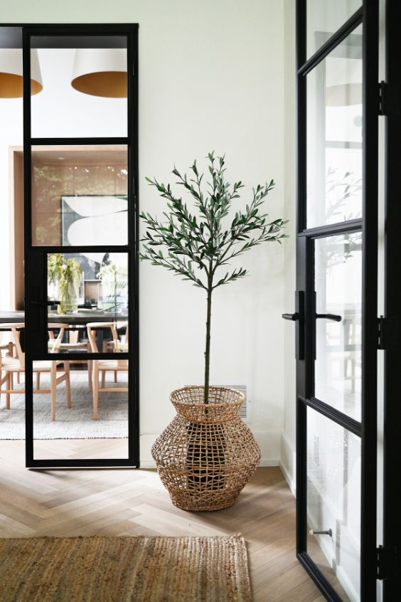 foyer A Tired Bungalow Transformed Into a 2 Storey Family Dwelling by Ancerl Studio